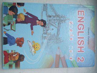 книжка з англійської мови 2,3,4 класи