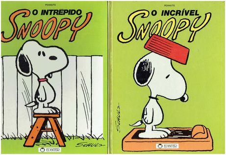 11937- Banda Desenada  Livros de Peanuts - Snoopy