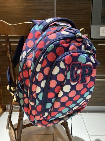 Plecak szkolny CoolPack , dwuczęściowy + gratis piórnik