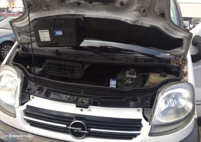 Motor Opel Movano Vivaro 1.9Cdti 80cv F9Q F9Q724 F9Q760 F9Q762 F9Q770 F9Q774 Caixa de Velocidades Automatica + Motor de Arranque  + Alternador + compressor Arcondicionado + Bomba Direção
