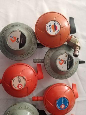 Redutores de gaz