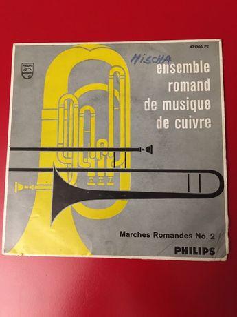 "Ensemble romand de musiqe Marches romandes -singiel 7""- płyta winylowa"