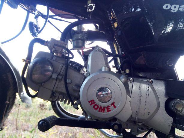 Motor Ogar 125 !