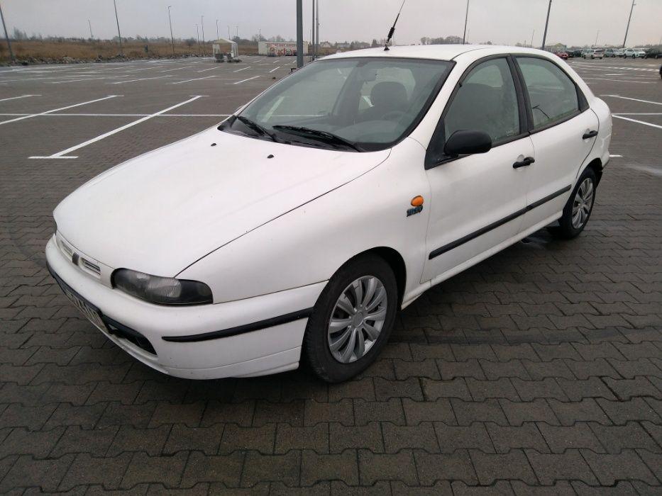 Fiat Brava 1,9Td Zarejestrowany Przegląd Na Rok Szczecin - image 1