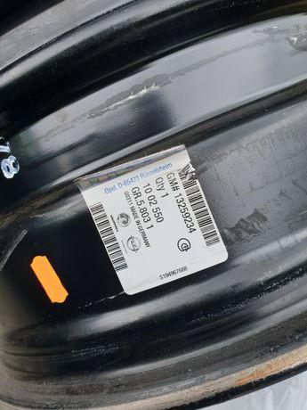 Felgi stalowe Astra J 5x105 16x6j