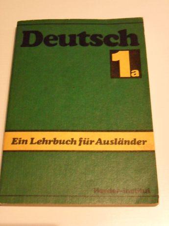 Deutsch 1a Ein Lehrbuch fur Auslander Herder-Institut niemiecki