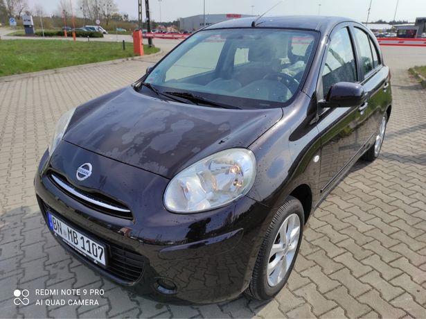 Nissan Micra 2011r 1.2 80KM * jeden wlasciciel * dotykowa nawigacja *