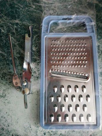 Кухонные мелочи: терка и открывачка