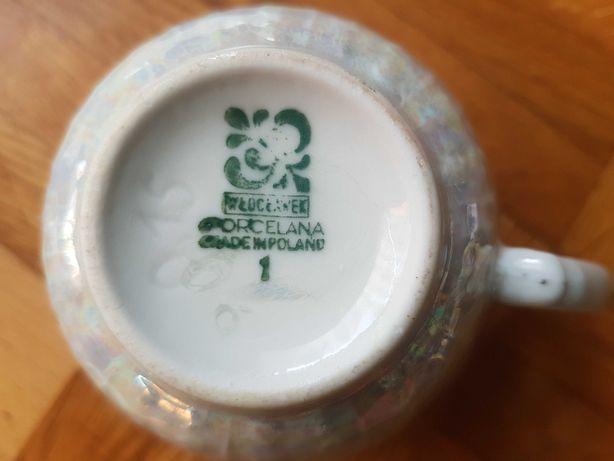 komplet do kawy PRL