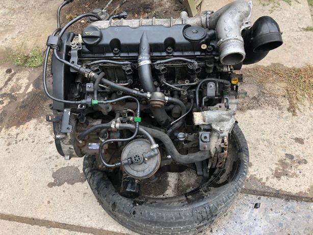 Двигатель 2.0Hdi Fiat Peugeot Citroen (фиат, пежо, ситроен)