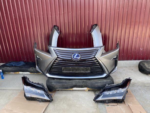 Бампер фары крыло двери ляда разборка Lexus RX 2016- 350/450 в наличии