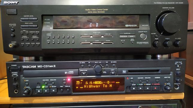 Tascam MD-CD1mkII