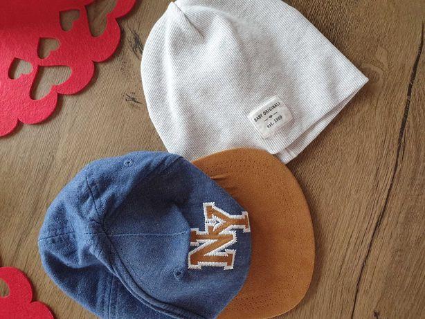 czapki dla chłopców