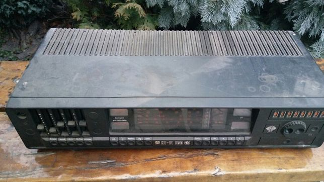 Radio tuner amplituner unitra diora radmor hi-fi160 tonsil