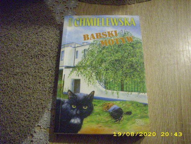 Babski motyw - Chmielewska /k