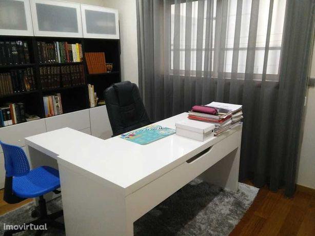 Cadeira de escritório para criança azul