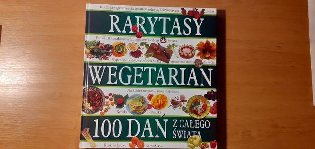 Rarytasy wegetarian - 100 dań z całego świata