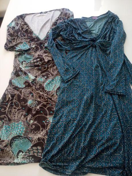 2 Sukienki ciążowa + do karmienia