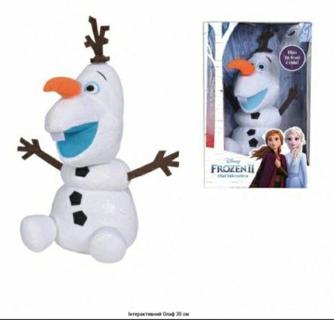 """олаф холодное сердце дисней """"Frozen II"""""""