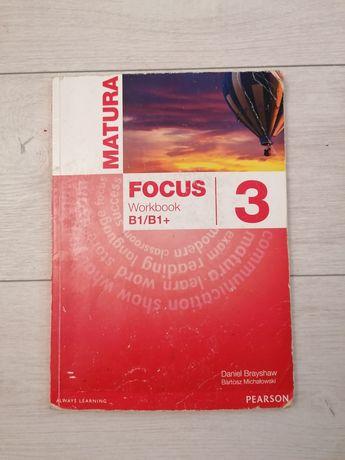 Focus workbook 3 poziom B1/B1+