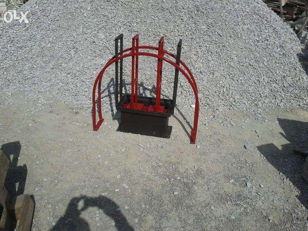 Шлакоблочный станок для стационарного производства шлакоблока
