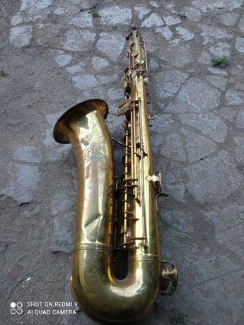 Saksofon do renowacji