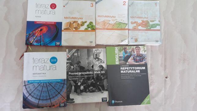 Podręczniki, vademecum, zbiór zadań