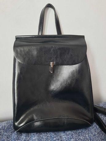Шкіряний рюкзак дешево!