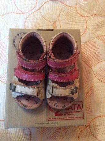 Босоножки, сандалі ортопедичні bartek 21 розмір(13см)
