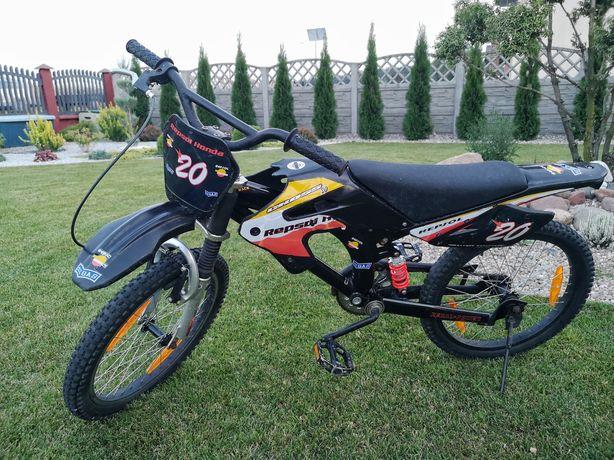 Moto Rower Motor Motocross dla dziecka