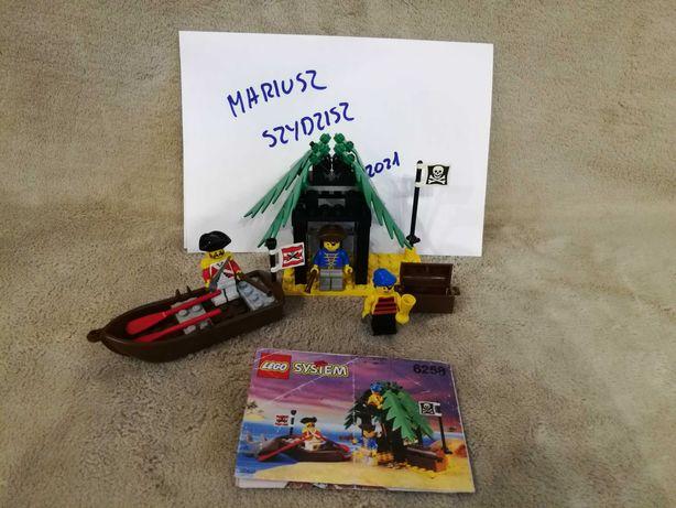 Lego piraci pirstes 6258 Smuggler's Shanty
