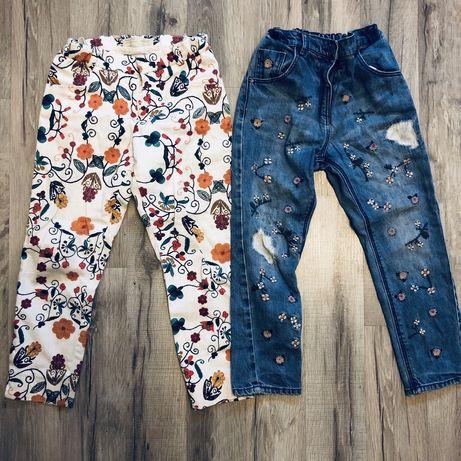 Джинсы брюки Zara Next 110-116