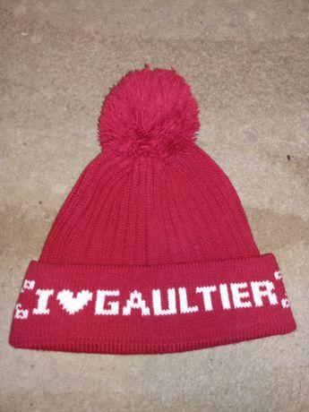 Jean Paul Gaultier czapka zimowa one size
