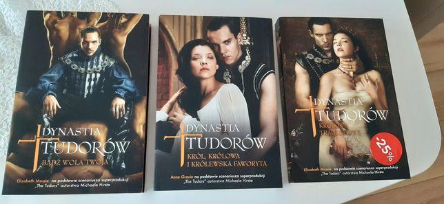 Zestaw Dynastia Tudorów