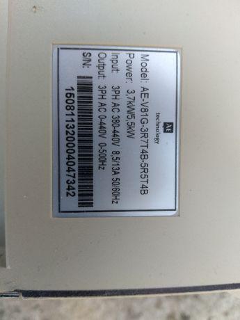 Продам преобразователь частоты (частотник) 3,7кВт