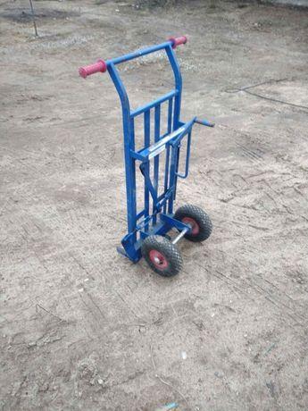 Wózek brukarski Trak Bud