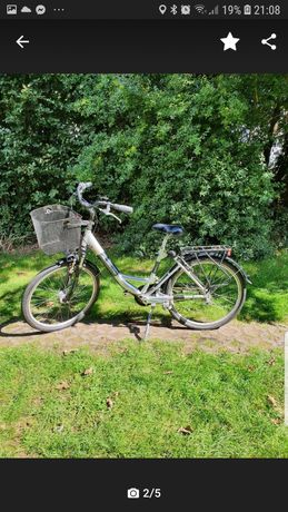 rower 26cali aluminiowy