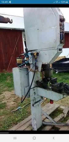 Wiertarka slupowa pionowa T-drill do wiercenia szyjek w rurach