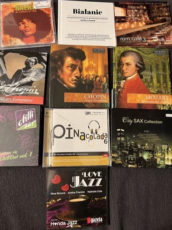 Płyty CD muzyka klasyczna, jazz i inne