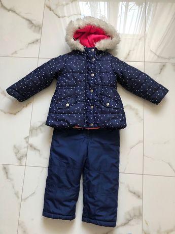 Комбінезон Carter's на 3 роки куртка +фліска яка прищеплюється