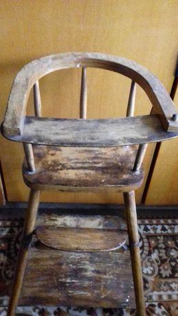Продам раскладной стульчик для кормления