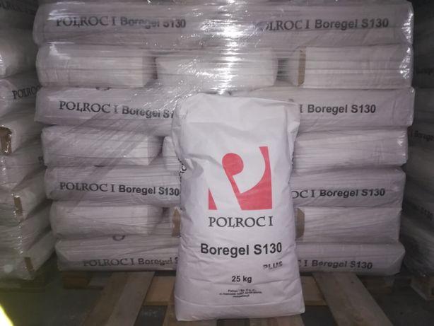 Boregel S 130 P - Aktywowany bentonit do płuczek wiertniczych POLROC
