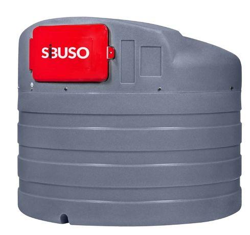 Dwupłaszczowy zbiornik do ON Sibuso V5000L