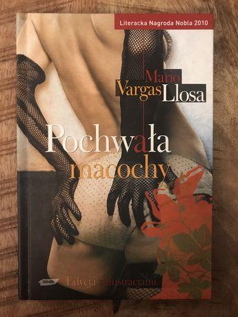 """""""Pochwała macochy"""" Mario Vargas Llosa"""