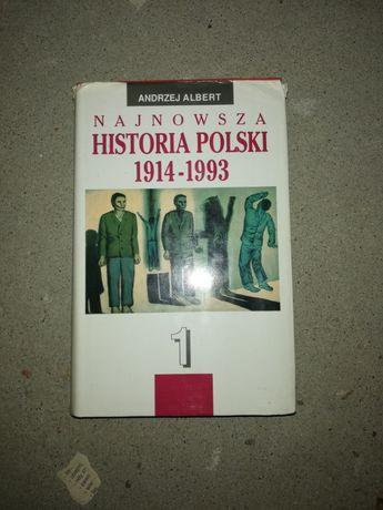 !!!OKAZJA!!!Historia Polski Andrzej Albert cz.1