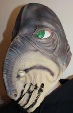 маска карнавал хелоувин ужасы монстр на ребенка постарше страшная