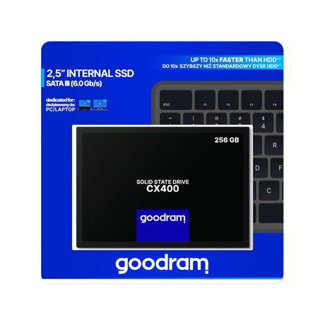 SSD 256Gb Goodram CX400
