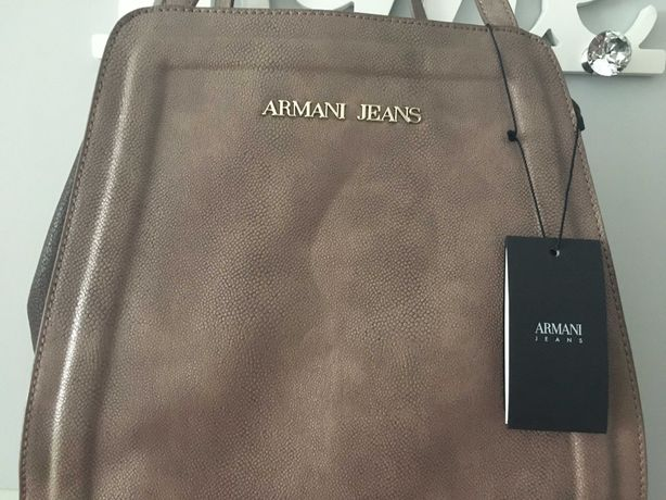 Armani Jeans torebka damska Nowa A4