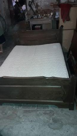 Łóżko podwójne kpl