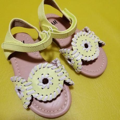 Босоножки сандалии сандали H&M